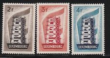 Luxembourg 318 - 320 set VF-OG-NH cv $ 200 ! see pic !