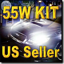 55W H4 9003 HB2 Bi-xenon HID Kit High & Low Beam 6000K