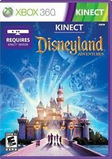 Kinect Disneyland Adventures  (Xbox 360) BRAND NEW