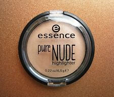 ESSENCE PURE NUDE HIGHLIGHTER SHADE 10 BE MY NATURAL HIGHLIGHT DUPES MAKEUP NEW