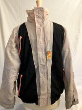 90s Rip Curl Ski Jacket Size Med./Large Coat Skiwear Vintage-Free Shipping