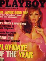 Playboy June 2000 | Carré Otis Shannon N. Stewart Jodi Ann Paterson   #730+
