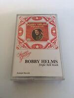Bobby Helms Jingle Bell Rock Rudolph Records Country Christmas Cassette Tape Vtg