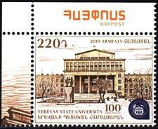 ARMENIA 2019-11 Yerevan University - 100. Science Education. Post-CORNER, MNH