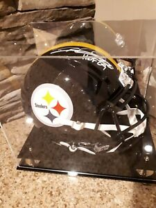 Rod Woodson Signed & Inscribed Speed Full Size Helmet (Beckett)