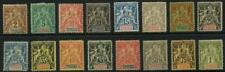 Mint Hinged French Polynesian Stamps