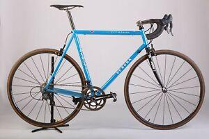 De Rosa Titanio 1995 road bike Campagnolo Super Record 11 group Hyperon wheels