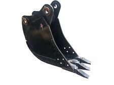 """New 12"""" JCB 3CX Backhoe Bucket"""