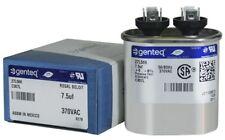 2-Pack Z97F9855 /> Genteq GE Capacitor Round 40//7.5 uf 370 volt  # 97F9855