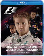 Formula One Review 2016 F1 (Blu-ray )