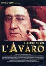Dvd L'AVARO - (1989) Alberto Sordi  ......NUOVO