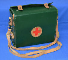 Bulgarian Army Military Red Cross FIRST AID KIT Bag CASE