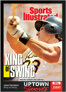 2021 Topps x Sports Illustrated - Jose Canseco - Card #56 - PRESALE