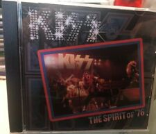 Kiss Live In Ohio 9/3/76 Rare CD Import With Good Soundboard