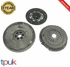 BRAND NEW FORD FOCUS CLUTCH KIT 1.6 90 100 110PS DIESEL 2004 TO 2011 DUAL MASS