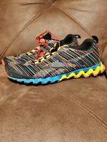 """Reebok Zigmaze II """"Confetti"""" Running Shoes 9.5"""