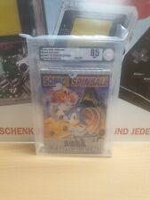 Sega Game Gear Sonic Spinball VGA