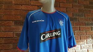 Rangers football shirt 2005. Size XXL