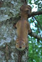 Eichhörnchen Hängend Gartenfigur Dekoration Tierfigur Figur