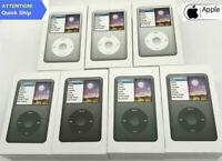 NEW Apple iPod classic 6th 7th Generation 80GB 120GB 160GB Black/Silver  MP3 MP4