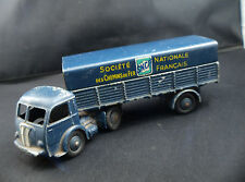 Dinky Toys F n° 32AB Panhard semi-remorque SNCF