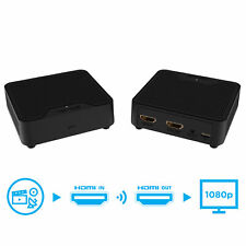 Nyrius Wireless HDMI Video Transmitter & Receiver to Stream 1080p Audio/Video