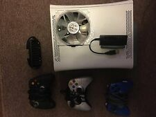 XBOX 360 60GB White (Modified) (Cooling Fan) (Used)