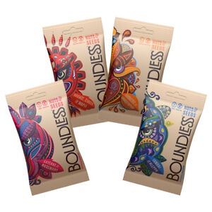 Boundless Activated Nuts & Seeds Mixed Variety Pack (12 x 30g)