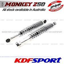 KDF REAR SHOCK ABSORBER BACK 285mm PARTS BIKE SHOCKIE FOR  HONDA MONKEY Z50 Z50J
