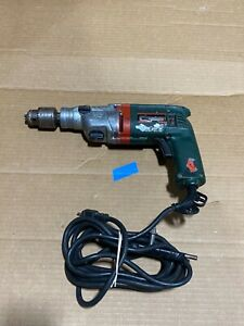 Metabo sds hammer drill electric corded SBE 750 rotary handle 1/2 ##8