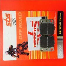 Recambios SBS color principal plata para motos Honda