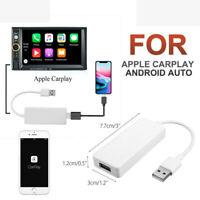 USB Dongle Adattatore Navigazione Android Car Radio GPS per Apple iOS CarPlay