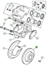 LAND ROVER GENUINE DISC -BRAKE -VENTED- Range Rover P38A (L321) -NTC8780