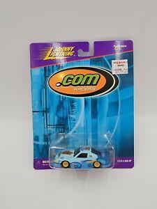 JOHNNY LIGHTNING - .COM RACER - 1/64 - BIKINI.COM - #453-10 - ©1999 - NOS!