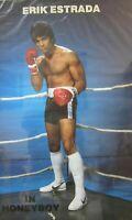 New in Plastic Original Vintage Erik Estrada Honeyboy poster boxing movie 1982