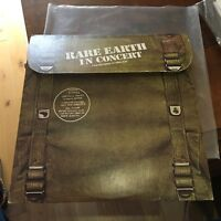 RARE EARTH IN CONCERT 2 VINYL LP's & COLOR POSTER