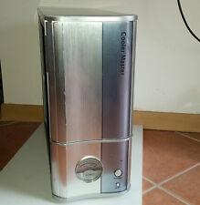 Case Profession Mid Tower Cooler Master Cavalier 3 Cav-t03 Silver Atx Alluminium