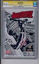 Signed US Modern Age Daredevil Comics
