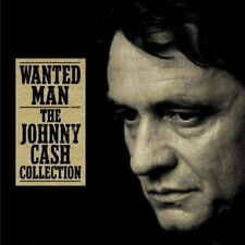 JOHNNY CASH - Wanted Man: The Johnny Cash Collection - CD - NEUWARE