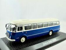 Jelcz 043 Bus  1959  blau/cremeweiss     /   ATLAS 1:72