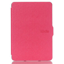 Ultra Slim Magnetic Leather Smart Case Cover For Kindle Paperwhite 1/2/3 Voyage