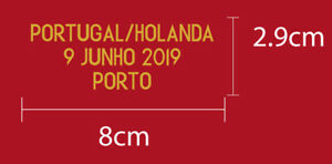 Portugal Vs Holland UEFA NATION LEAGUE 2019 FINAL match details