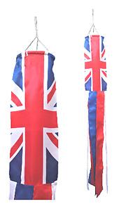United Kingdom Union Jack Flag Super 5' Windsock