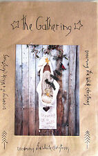 "The Gathering ""Dreaming Of A White Christmas Vintage Doll Door Hanger Pattern"