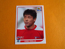 521 YONG-JO COREE NORD DPR PANINI FOOTBALL FIFA WORLD CUP 2010 COUPE MONDE