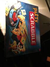 Mattel Party Scrabble