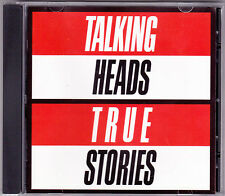 Talking Heads - True Stories - CD (1986 CDP7463452 Disc made in Japan)
