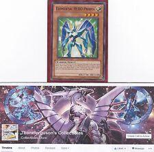 YuGiOh Elemental HERO Prisma LCGX-EN033 1st Edition Common NM 3 IN STOCK