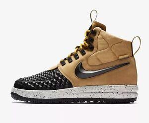 Nike LF1 Duckboot '17 - UK 7 (EUR 41 Metallic Gold/Light Brown New 916682 701