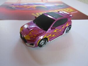 ANT-MAN & The WASP HYUNDAI VELOSTER 1.6 1:43 Turbo Diecast Car and Promo Poster